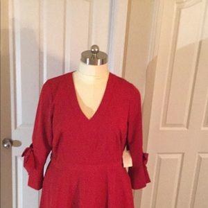 Beautiful Red Women Dress